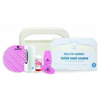 Hospeco Restroom Kit, Passive Air Care System, Orchard Spice
