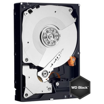 WD Black WD4003FZEX - hard drive - 4TB - SATA 6GB/s
