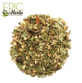 Epic Herbs Hawthorn Leaf & Flowers Cut & Sifted - 1 lb (16 oz)