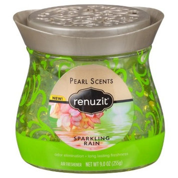 Renuzit Sparkling Rain Pearl Scents Air Freshener - 9 oz