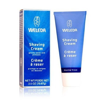 Weleda Shaving Cream, 2.5 Fluid Ounce