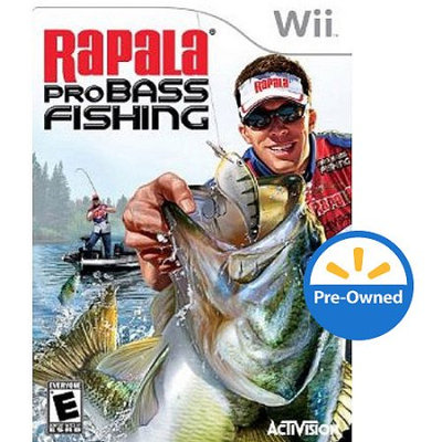 Activision Rapala Pro Bass Fishng 2010 (Wii) - Pre-Owned - Game Only