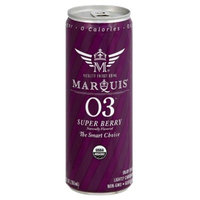 Marquis Super Berry Energy Drink - 12 fl oz Can