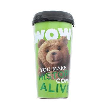 Ted 2 You Make History Come Alive Travel Mug