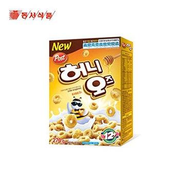 Dongsuh Post Cereal Honey O's 270G X 3
