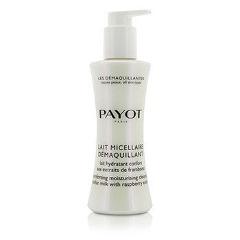 Payot Les Demaquillantes Lait Micellaire Demaquillant Comforting Moisturising Cleansing Micellar Milk For All Skin Types
