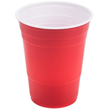 Red Solo Cup Cold Plastic Party Cups 16 Ounce Pack of 500