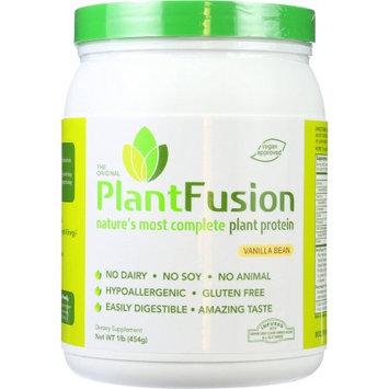 Plantfusion Protein Powder Vanilla, 1 LB