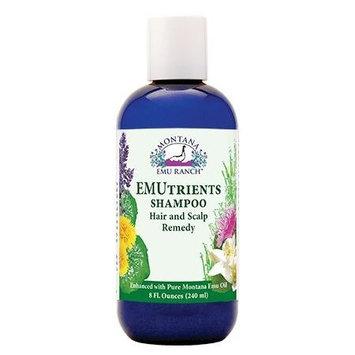 EMUtrients Shampoo - Laid In Montana - 8 oz - Liquid