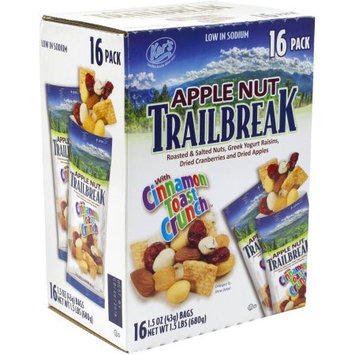 Kar's Apple Nut Trailbreak Cinnamon Toast Crunch