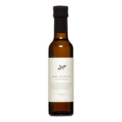 Canaan Olive Oil Crushed Basil 8.45 fl oz