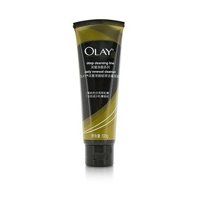 Olay Deep Cleansing Line Daily Renewal Cleanser