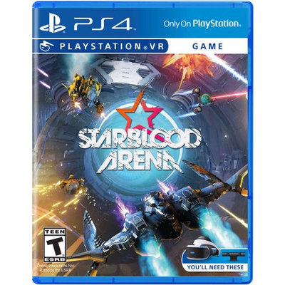 Sony StarBlood Arena VR (PS4) - Preowned