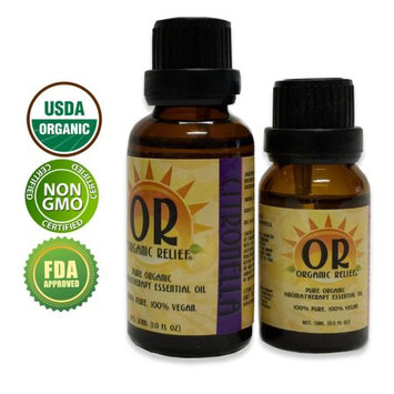 Organic Relief - Organic Citronella Essential Oil 30ml