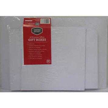 Berkley Jensen 18-Pc. Gift Box Assortment - White