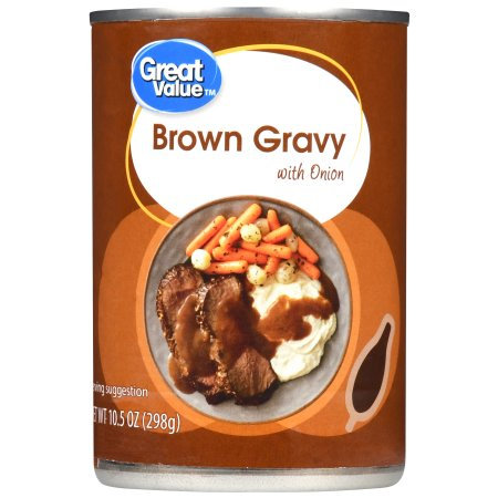 Great Value Gv Onion Gravy