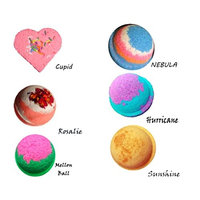 6 Ultra Lush Bath Bomb Gift Set - Bath Bombs Kit - Bath Fizzies - 6 oz