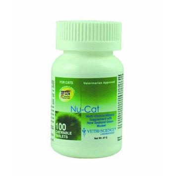 Nu Cat-Chewable Supplement