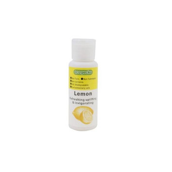 Unilution Inc EcoGecko Therapeutic Aroma Oil (30 ml) for Water Based Air Purifier Revitalizer - Lemon
