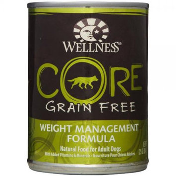 Wellness CORE Weight Management Formula Canned Dog Food