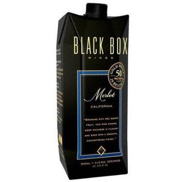 Black Box Wines Black Box Merlot Wine, 500 mL