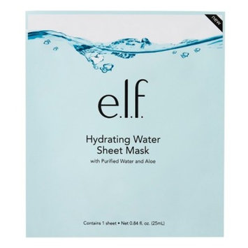 e.l.f. Hydrating Water Sheet Mask - 2ct
