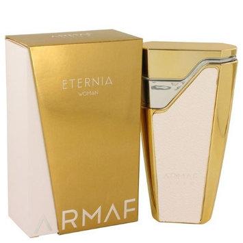 Armaf 539591 Eternia by Armaf Eau De Parfum Spray for Women 2.7 oz
