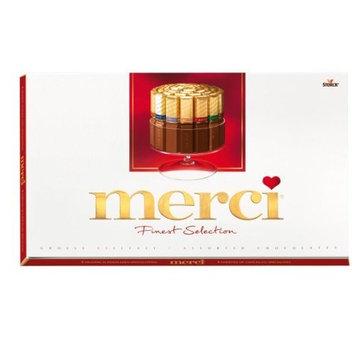 Merci Chocolate Assortment Gift Box 400g
