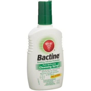 Bactine Original First Aid Spray 5 oz. (Pack of 4)