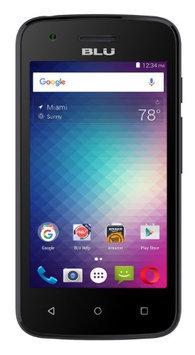 Jeg And Sons Inc Blu - Dash L2 D250u Gsm 4g Cell Phone (unlocked) - Black
