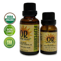 Organic Relief - Organic Peppermint Essential Oil 30ml