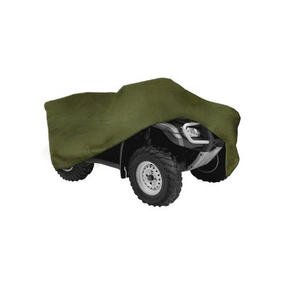 Pilot Automotive Yamaha Atv Cover, Polaris Honda Heavy Duty Green Small Atv Cover Waterproof