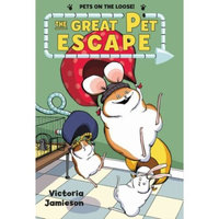 Victoria Jamieson; Victoria Jamieson The Great Pet Escape