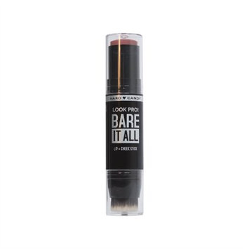 Nu World Beauty Hard Candy Look Pro Bare It All Stick, 1363 oh So Spicy, 1 oz