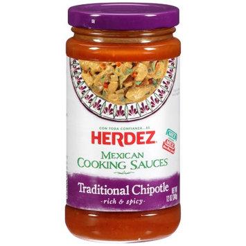 Hormel HERDEZ COOKING SAUCE CHIPOTLE 12 oz