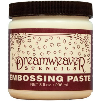 Stampendous Dreamweaver Embossing Paste, 8 oz