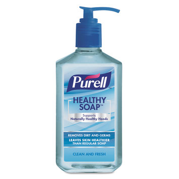 Purell(R) Healthy Soap(TM) Hand Soap, Clean And Fresh Scent, 12.9 Oz