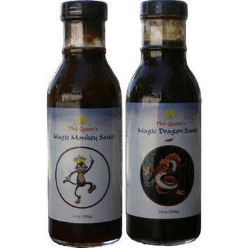 Pho Queen's Magic Monkey & Magic Dragon Sauce (Dynamic Pair)