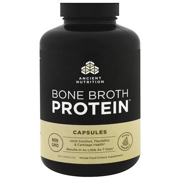 Ancient Nutrition Bone Broth Protein™ Capsules -- 180 Capsules