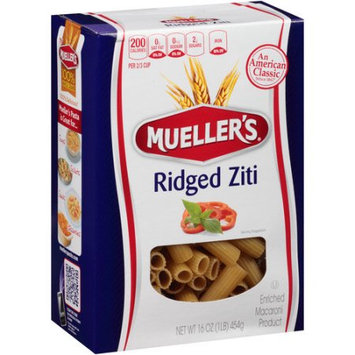Muellers 7795 Ridged Ziti Case Of 12