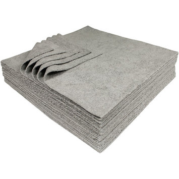 Udderly Clean™ Antimicrobial Silver Microfiber Towels Ultra Cut 12 X 12 in. 25Pk