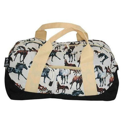 Wildkin Duffel Bag - Horse Dreams