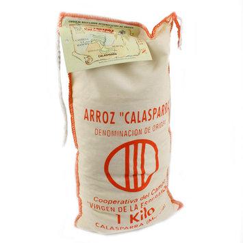 Calasparra Rice - 1 Kilo Bag (2.2 pound)