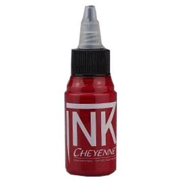 Cheyenne Tattoo Ink - 35ml Bottle - Blood Red
