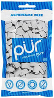 Pur Gum - Sugar Free Chewing Gum Peppermint - 57 Piece(s) (pack of 6)