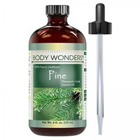 Body wonders 100% pure & Undiluted Pine Therapeutic Grade Essential Oil