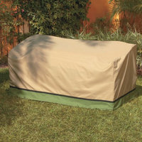 Sure Fit Patio Armor Royal Loveseat and Bench Cover