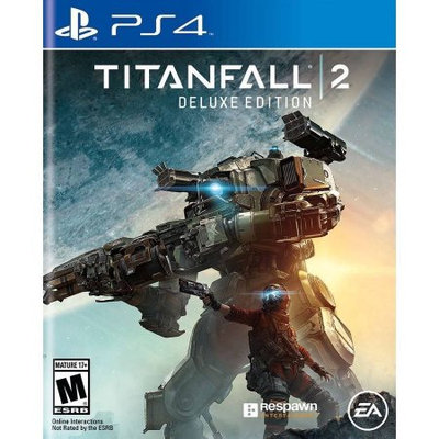Electronic Arts Titanfall 2 Deluxe Edition for Sony PS4