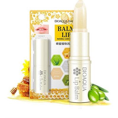 Redcolourful Lipstick Honey Ingredients Moisturizing Lip Balm Moisture and Nourish the Lips 4g