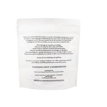 Herban Essentials Mini Lemon Towelettes